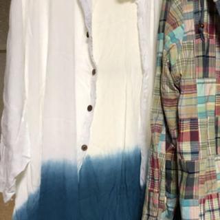 エルロデオ(EL RODEO)のエルロデオ  春夏物 羽織り パンツ(シャツ/ブラウス(長袖/七分))