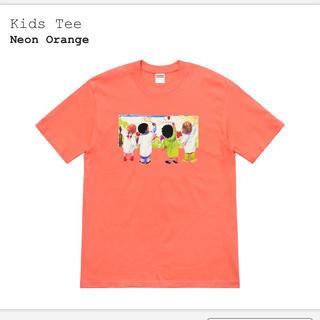 シュプリーム(Supreme)のsupreme kids tee M(Tシャツ/カットソー(半袖/袖なし))