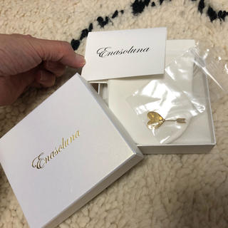 エナソルーナ(Enasoluna)のENASOLNA cupid pierced(ピアス)
