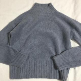 アンティックラグ(antic rag)のAnticragシャギーニット(ニット/セーター)