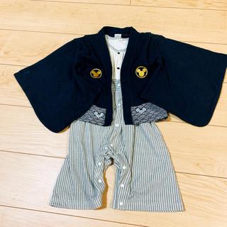 ミッキー袴 ロンパース(和服/着物)