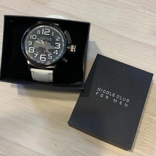 NICOLE CLUB FOR MEN  腕時計