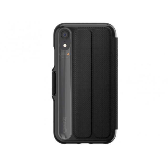 ハローキティ アイフォンXS ケース | 【GEAR4】iPhoneXRケース 手帳型 耐衝撃 英国発人気ブランド 英国女の通販 by mirei's shop|ラクマ