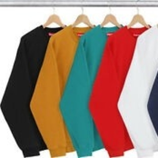 9edb8fba373 シュプリーム(Supreme)のsupreme POLARTEC small box logo crewneck(スウェット)