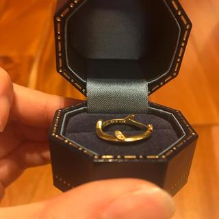 トゥモローランド(TOMORROWLAND)のhum ピンキーリング(リング(指輪))