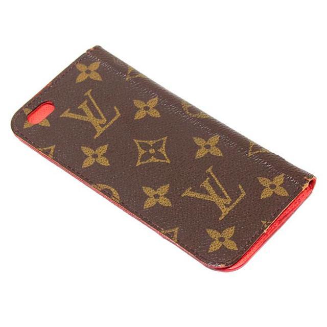 LOUIS VUITTON - LOUIS VUITTON モノグラム iPhone6 フォリオ  M61616の通販 by あき's shop|ルイヴィトンならラクマ