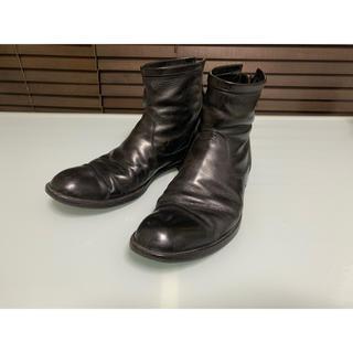 パドローネ(PADRONE)の パドローネ(PADRONE) BACK ZIP BOOTS (ブーツ)