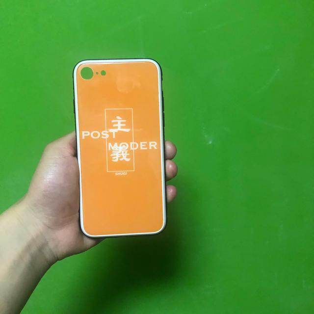 iphone 7 plus ケース 衝撃 | 主義 スマホケース iPhone 8の通販 by ごろ's shop|ラクマ