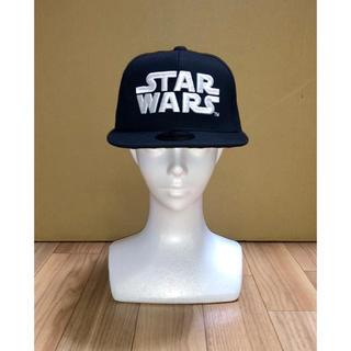 ディズニー(Disney)の新品 STAR WARS CAP スターウォーズ ベースボールキャップ ブラック(キャップ)