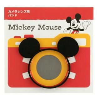 ディズニー(Disney)のラバーバンド ミッキー カメラ ディズニー デコバンド(その他)