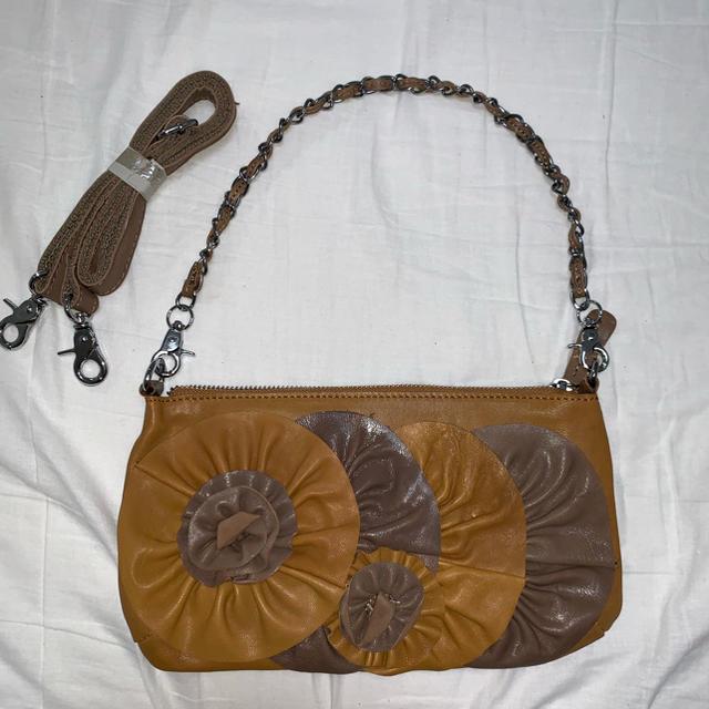 ThreeFourTime(スリーフォータイム)のハンドバッグ ショルダーバッグ ThreeFourTime スリーフォータイム  レディースのバッグ(ハンドバッグ)の商品写真