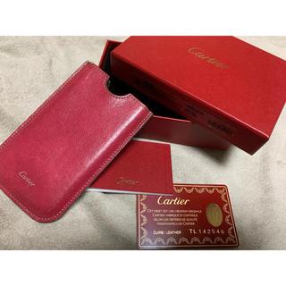 カルティエ(Cartier)のカルティエ iPhoneケース 大幅セール(リング(指輪))