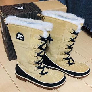 ソレル(SOREL)のSOREL TIVOLI HIGH Ⅱ 25.0(ブーツ)