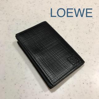ロエベ(LOEWE)のLOEWE(ロエベ)名刺入れ カードケース(名刺入れ/定期入れ)