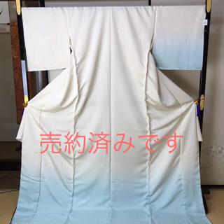 付下げ 仮絵羽 392(着物)