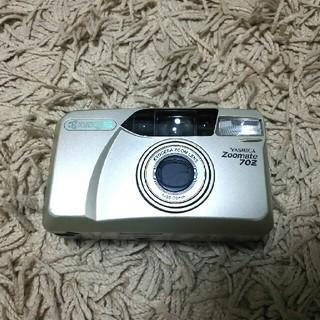 キョウセラ(京セラ)の京セラ ヤシカ製 フィルムカメラ(フィルムカメラ)