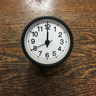ムジルシリョウヒン(MUJI (無印良品))の時計(置時計)