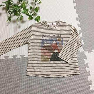 ザラ(ZARA)のzara baby  長袖Tシャツ(Tシャツ)