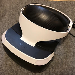 プレイステーションヴィーアール(PlayStation VR)のPlayStation VR ,カメラ付き(家庭用ゲーム機本体)
