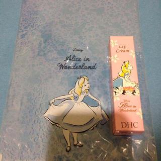 ディーエイチシー(DHC)のDHC♡アリス♡リップクリーム(リップケア/リップクリーム)
