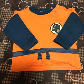 ドラゴンボール(ドラゴンボール)のドラゴンボールトレーナー  90  (Tシャツ/カットソー)
