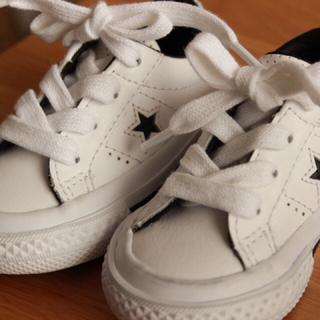 コンバース(CONVERSE)の【最終値下げ】converse cons 日本未販売 kids スニーカー(スニーカー)