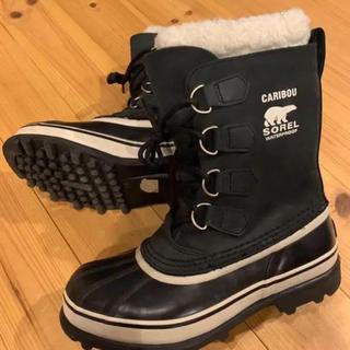 ソレル(SOREL)のソレル  カリブ ブーツ 24.5(ブーツ)