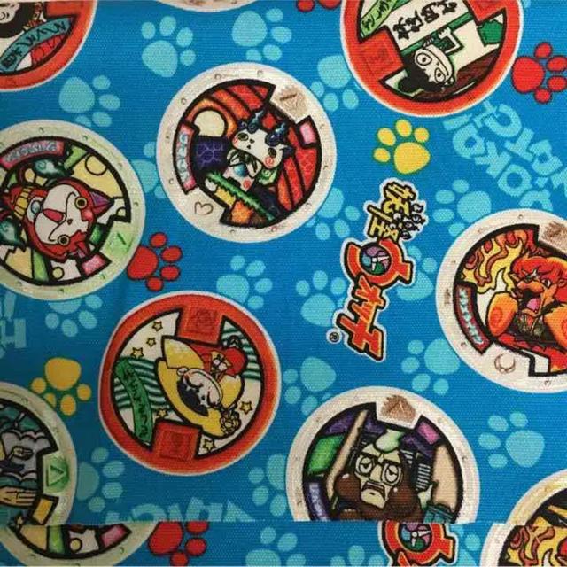 ハンドメイド オーダー受付中 入園入学準備 レッスンバッグ ハンドメイドのキッズ/ベビー(バッグ/レッスンバッグ)の商品写真