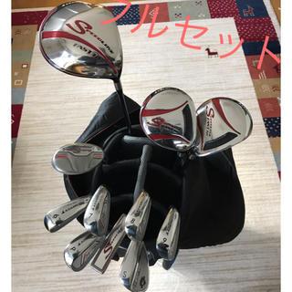 アダムスゴルフ(Adams Golf)のゴルフクラブセット(クラブ)