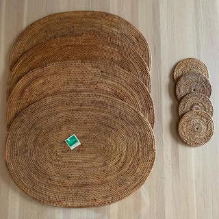 ムジルシリョウヒン(MUJI (無印良品))のアタ ランチョンマット&コースター(テーブル用品)