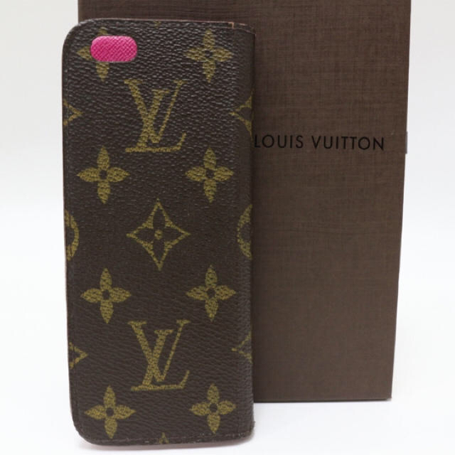 LOUIS VUITTON - ルイヴィトンiPhone6カバー★の通販 by Mps.shop|ルイヴィトンならラクマ