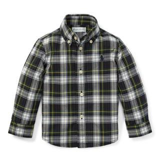 ラルフローレン(Ralph Lauren)の新品未使用タグ付きラルフローレン チェックシャツRalphLaurenプレゼント(ドレス/フォーマル)