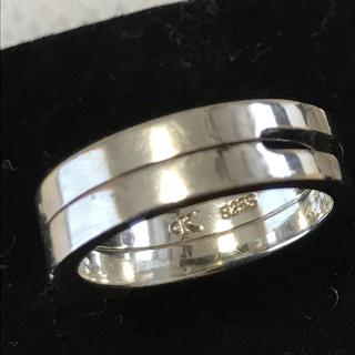 カルバンクライン(Calvin Klein)のカルバンクラインリング♡8号サイズ(リング(指輪))