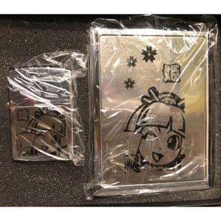 ダイトギケン(大都技研)の大都 吉宗 姫 ジィッポ ライター シガレットケース(タバコグッズ)