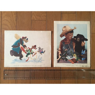 ディズニー(Disney)のディズニー レトロポスター 『SONG OF THE SOUTH』他 2枚セット(ポスター)