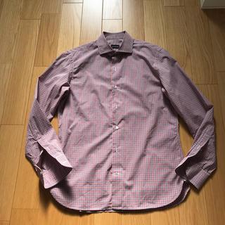 ギローバー(GUY ROVER)のGUY ROVER ドレスシャツ イタリア製 (シャツ)