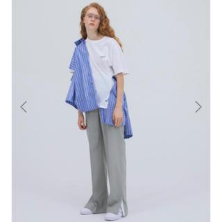 ルシェルブルー(LE CIEL BLEU)のIRENE  Waist Cloth Tops(シャツ/ブラウス(長袖/七分))