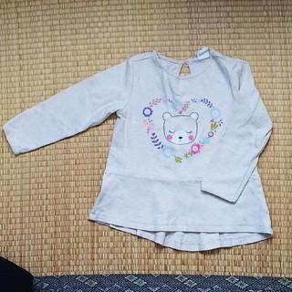 エムアンドエム(M&M)のトップス ロンT シャツ(Tシャツ/カットソー)