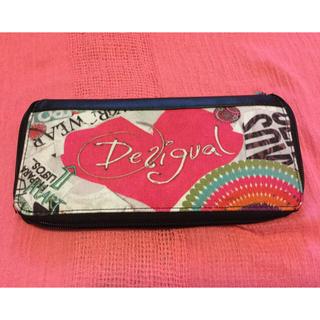 デシグアル(DESIGUAL)のトラベルウォレット 長財布  レディース 財布(財布)