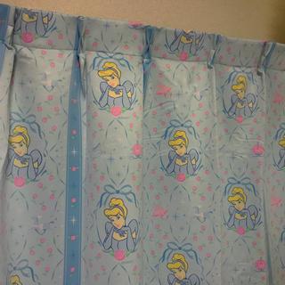ディズニー(Disney)のDisney☆シンデレラのカーテン☆(カーテン)
