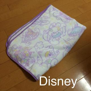 ディズニー(Disney)の非売品 ブランケット(毛布)