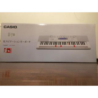 新品  CASIO カシオ  光ナビゲーション  キーボード