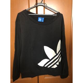 アディダス(adidas)のadidasロングTシャツ(Tシャツ(長袖/七分))