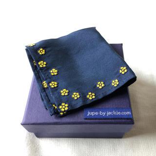 バーニーズニューヨーク(BARNEYS NEW YORK)のTHE TREAT  DRESSING ポケットチーフ(ハンカチ/ポケットチーフ)