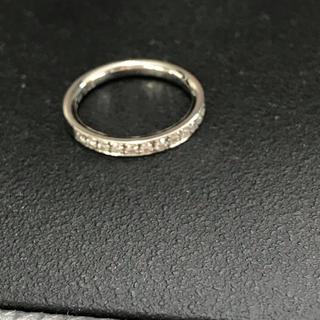 D&D144 ハーフエタニティ ダイヤモンド リング(リング(指輪))