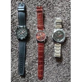 腕時計3本セット(腕時計(アナログ))