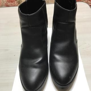 ユニクロ(UNIQLO)のUNIQLO サイドゴアブーツ(ブーツ)