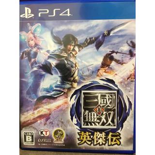 ★値下げしました★「真・三國無双 英傑伝」PS4