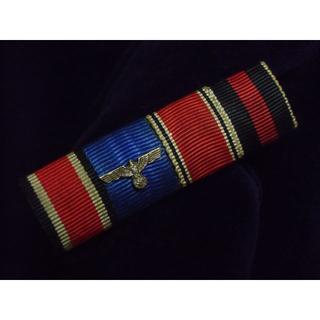 卍ナチスドイツ軍*1939年*拡張型4連リボンバー(実物)(戦闘服)