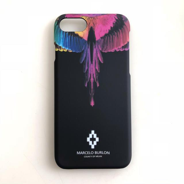 iphone6s 6s ケース / MARCELO BURLON - iPhoneケース マルセロバーロン レインボーの通販 by sjy's shop|マルセロブロンならラクマ